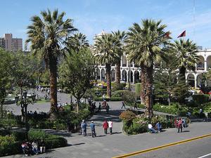 Arequipa City Tour Photos