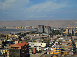Arica City Tour Photos