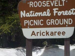 Arickaree Picnic Area