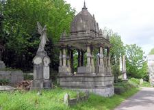 Tomb Of Raja Rammohun Roy