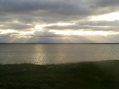 Aropuk Lake