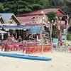 At Coral Bay - Perhentian Islands