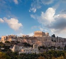 Athens - Acropolis With Parthenon