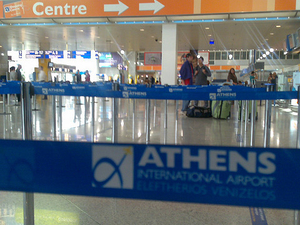 Athens Airport Private Arrival Transfer Photos