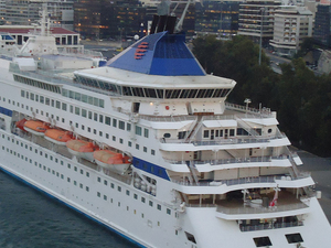 Athens One day Cruise Photos