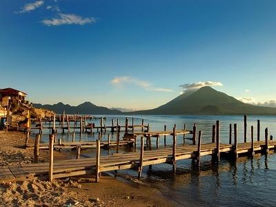 Atitlan Lake Pier