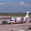 American Eagle ATR At The Airport