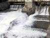 Weir On The River Ternoise