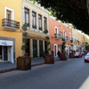 Avenida Juarez In The City
