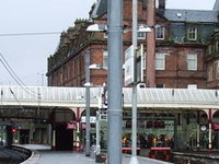 Ayr Rail Station