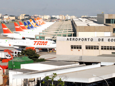Congonhas-Sao Paulo International Airport