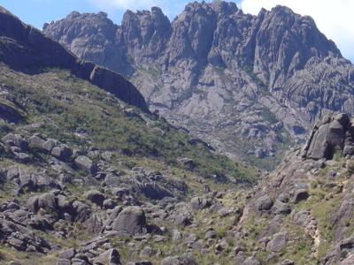 Pico Das Agulhas Negras