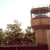 Airfield Gove Decommissioned Hanger And Tower