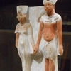 Akhenaton And Nefertiti