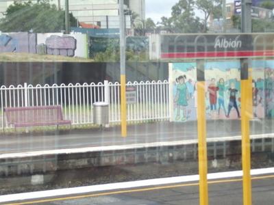 Albion  Railway  Station