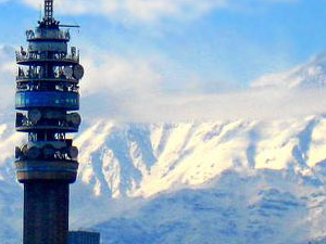 Torre Entel Santiago