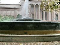 Andrew W Mellon Memorial Fountain