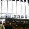 Zagreb Arena Night View