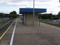 Ascot Park Railway Station