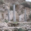 Roman Ruins At Ashkelon National Park