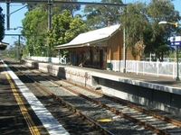 Austinmer Railway Station