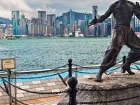Bruce Lee Statue