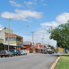 Main Street Of Avoca