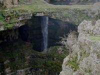 Baatara Cascada Garganta