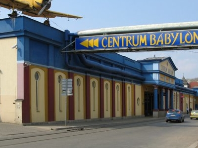 Centrum Babylon Liberec