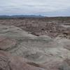 Badlands Of The Valle De La Luna