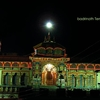 Badrinath Temple At Night