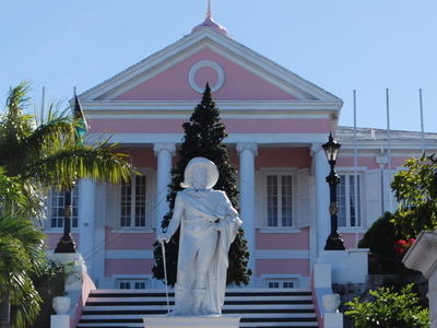 Bahamian Government House