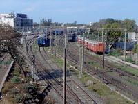 Bairagarh railway station