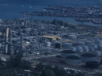 Balikpapan Oil Refinery