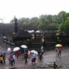 Bali Tanah Lot On A Rainy Day