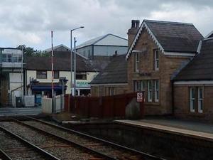 Bamber Bridge Rail Station