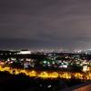 Bandung City At Night