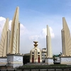 Bangkok's Democracy Monument