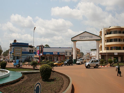 Bangui Shopping Center