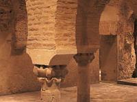 Banos Arabes - Palacio de Villardompardo