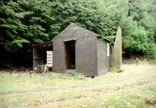 Barbers Hut