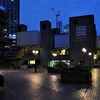 Barbican Centre At Night