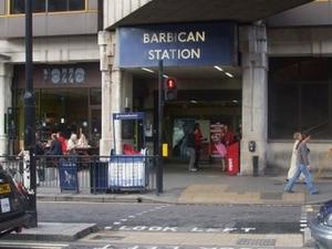 Barbican Station