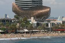 Barcelona Gehry Fish