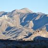 Bare Mountain Range