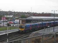 Barrow In Furness Rail Station