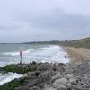 Sea Defences At Barton On Sea