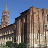 The Romanesque Saint-Sernin Basilica