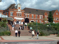 Basingstoke Rail Station