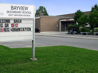 Bayview Secondary School